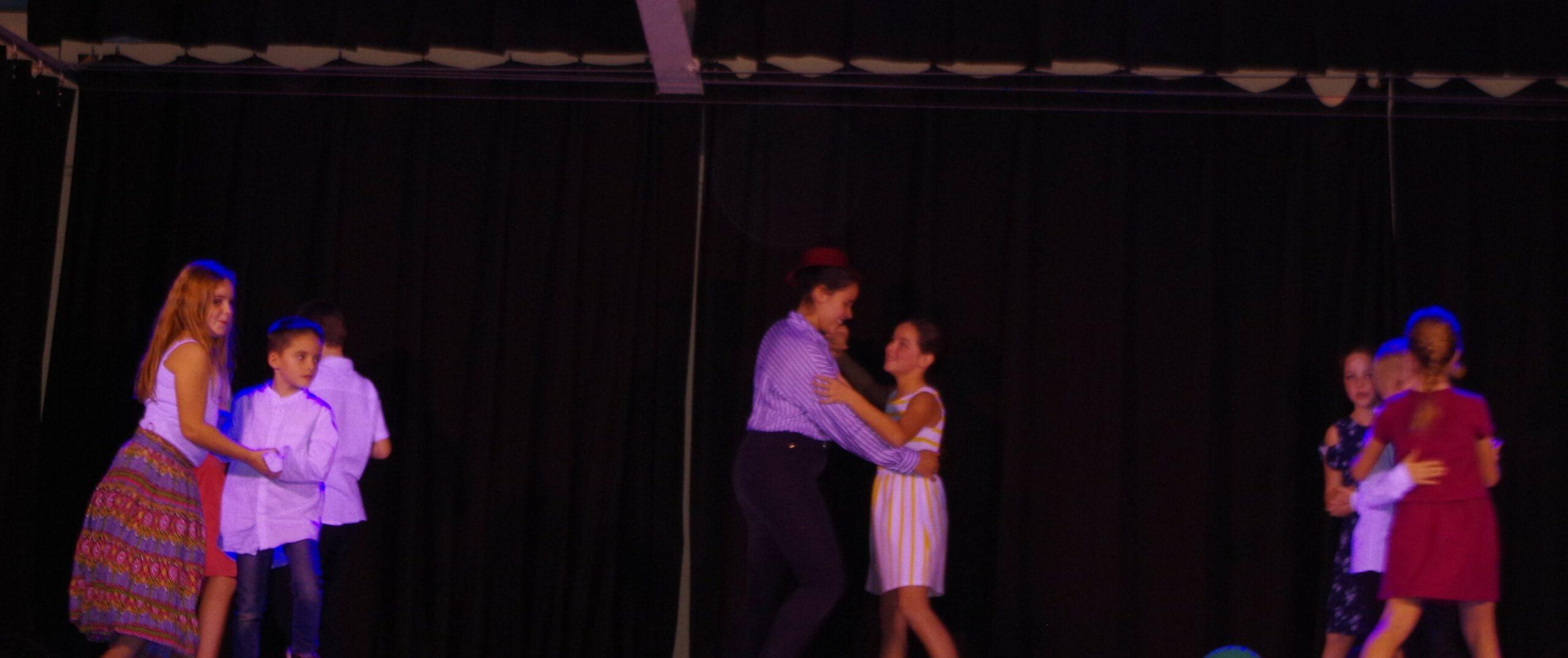 Evenement Téléthon danse de couple