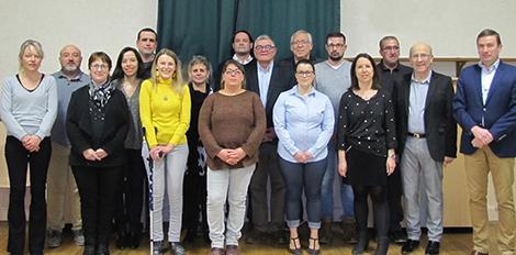 Conseil municipal de saint georges du bois