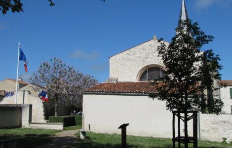 Église de Saint-Georges du Bois