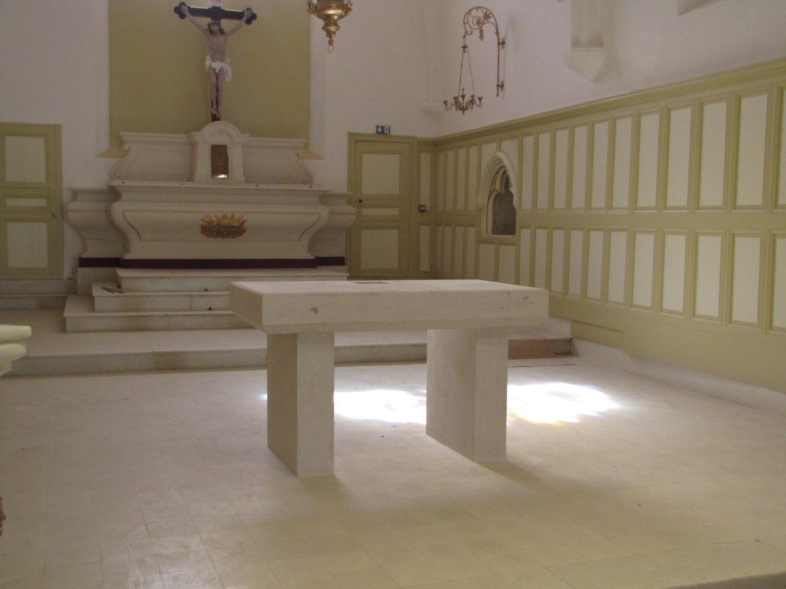 Hôtel de l'église de Saint Georges du Bois