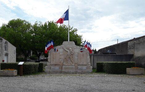Monument aux morts de Saint-Georges du Bois