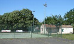 Terrain de tennis de Saint Georges du Bois