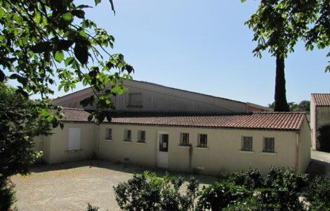 Salle des fêtes Saint Georges vue extérieur