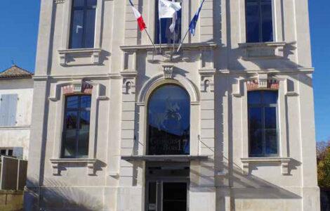 Mairie de Saint Georges du Bois